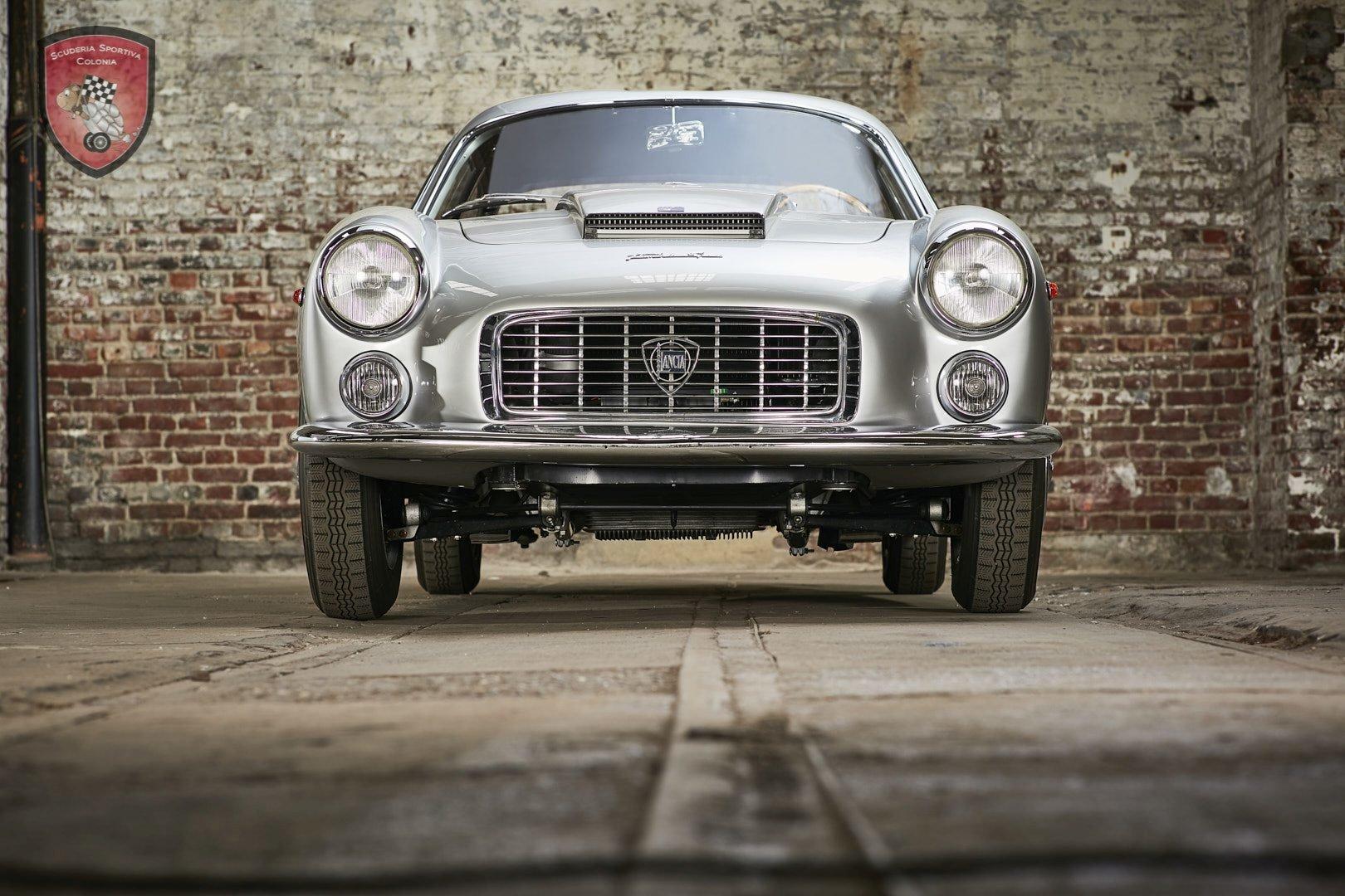 1962 Lancia Flaminia Sport Zagato 2,5 3C For Sale (picture 1 of 6)