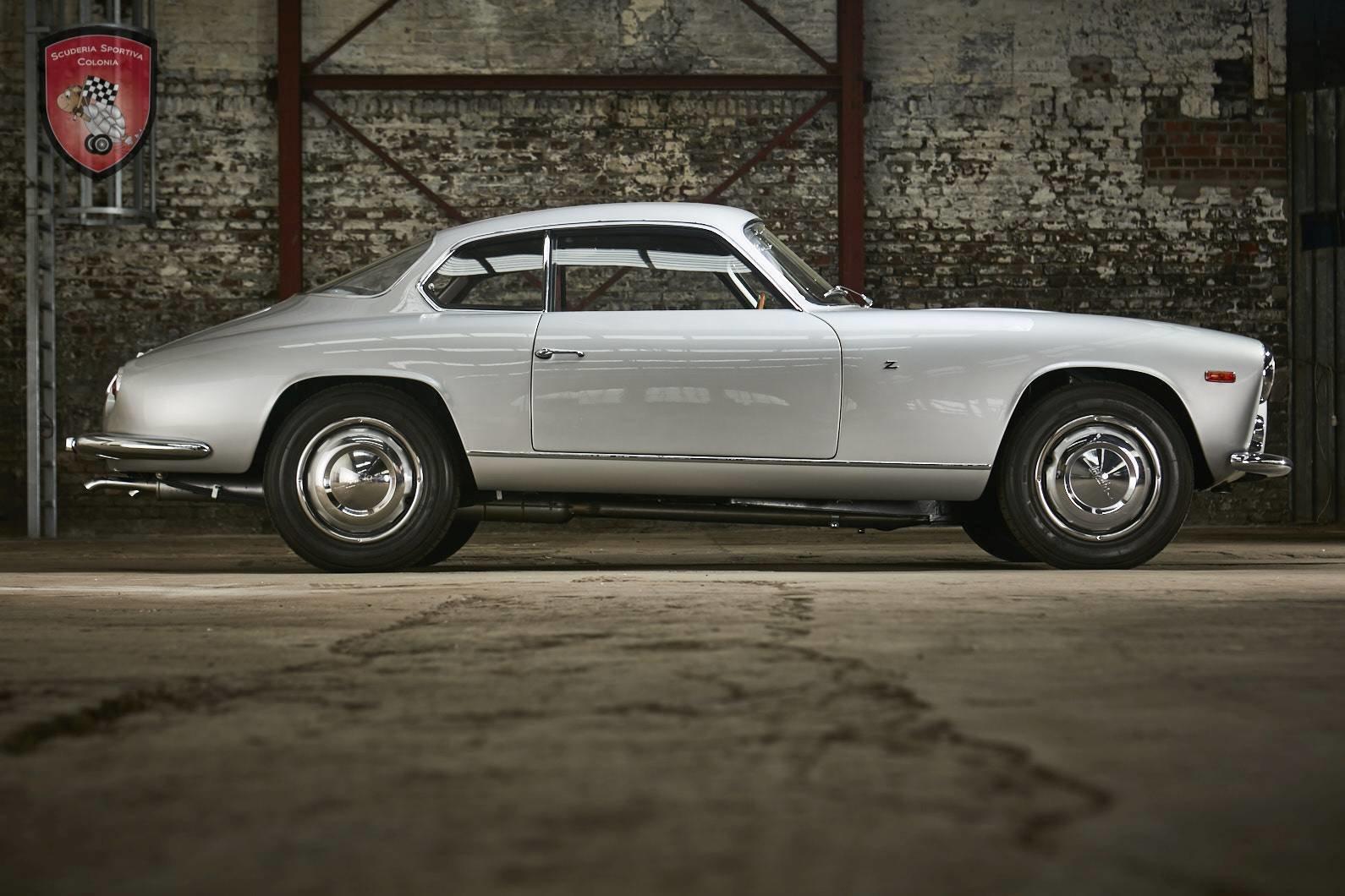 1962 Lancia Flaminia Sport Zagato 2,5 3C For Sale (picture 2 of 6)