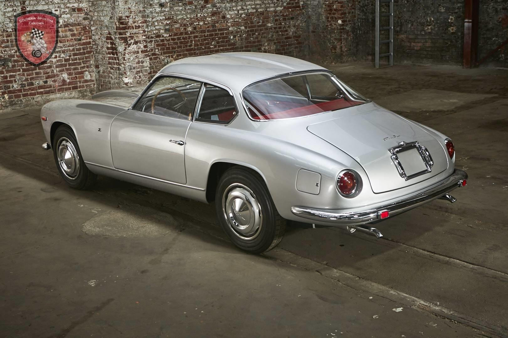 1962 Lancia Flaminia Sport Zagato 2,5 3C For Sale (picture 3 of 6)