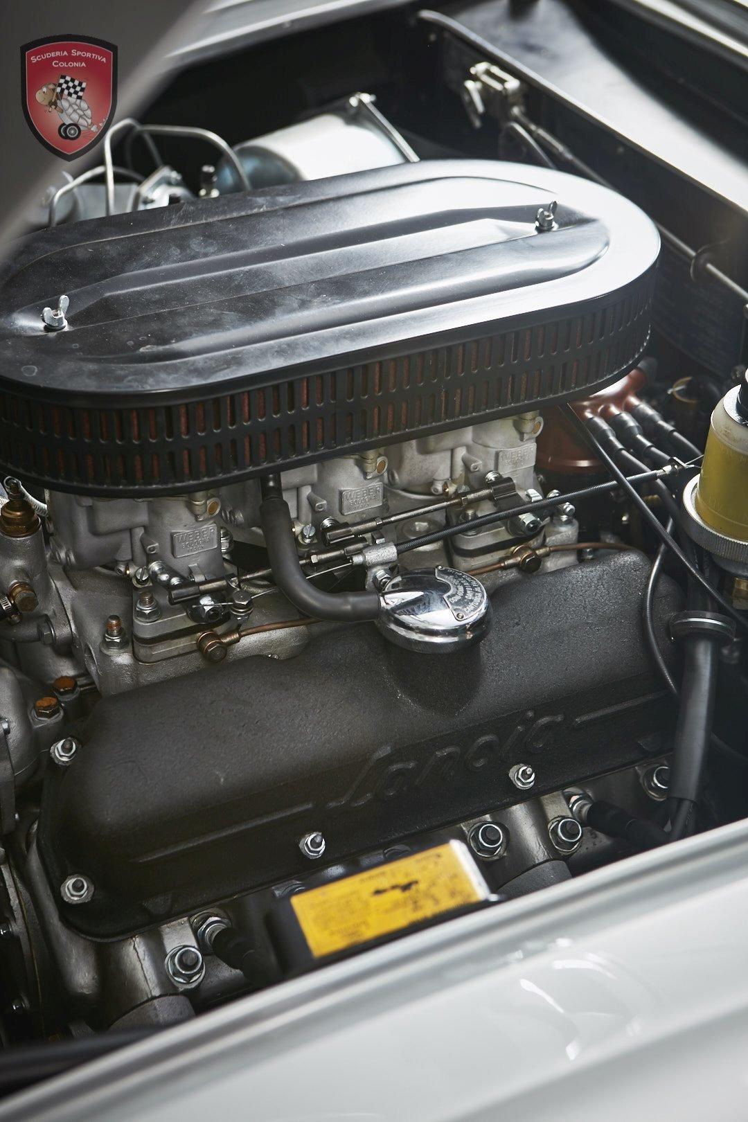 1962 Lancia Flaminia Sport Zagato 2,5 3C For Sale (picture 6 of 6)