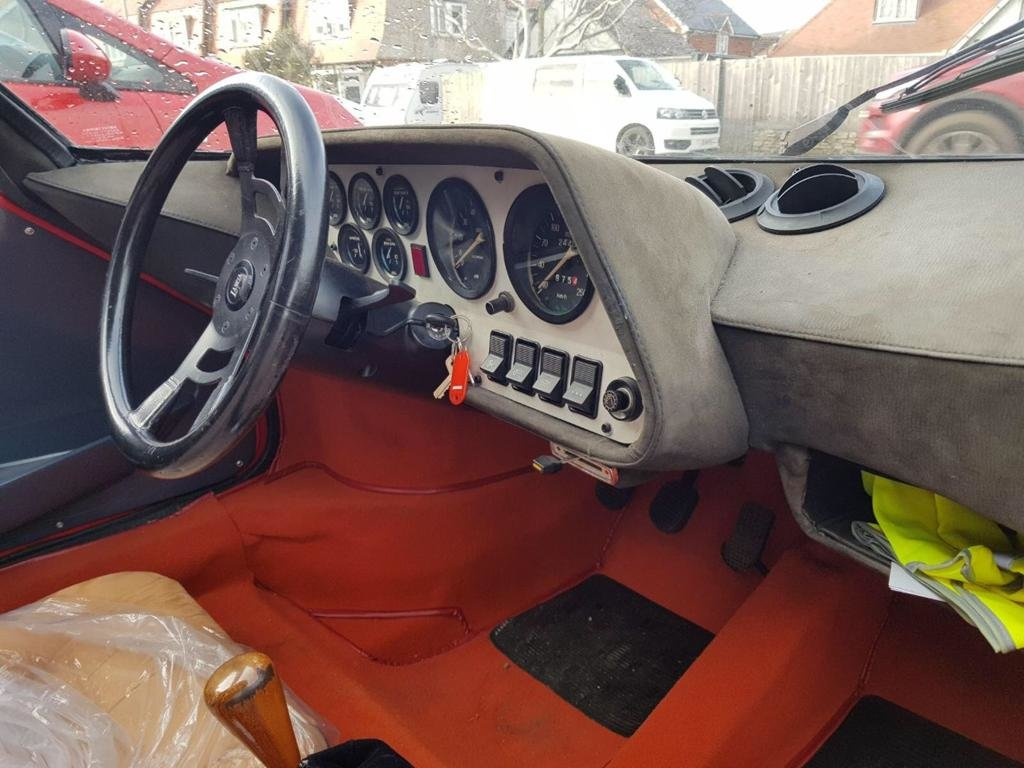 1974 Lancia Stratos stradale For Sale (picture 5 of 6)