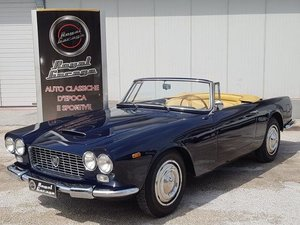 Picture of 1963 LANCIA FLAMINIA 2.5 3C TOURING SUPERLEGGERA CONVERTIBILE For Sale