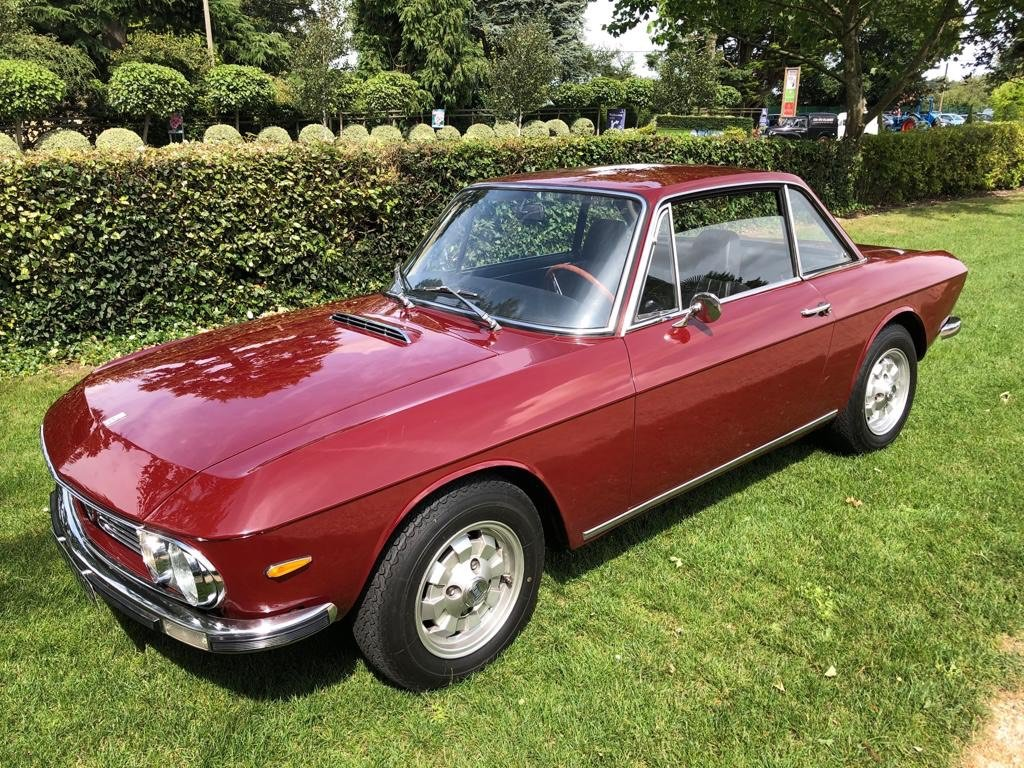 1976 Lancia Fulvia S3 For Sale (picture 1 of 5)