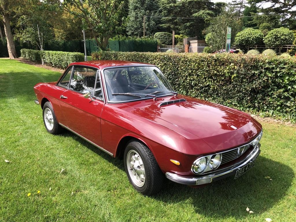 1976 Lancia Fulvia S3 For Sale (picture 2 of 5)