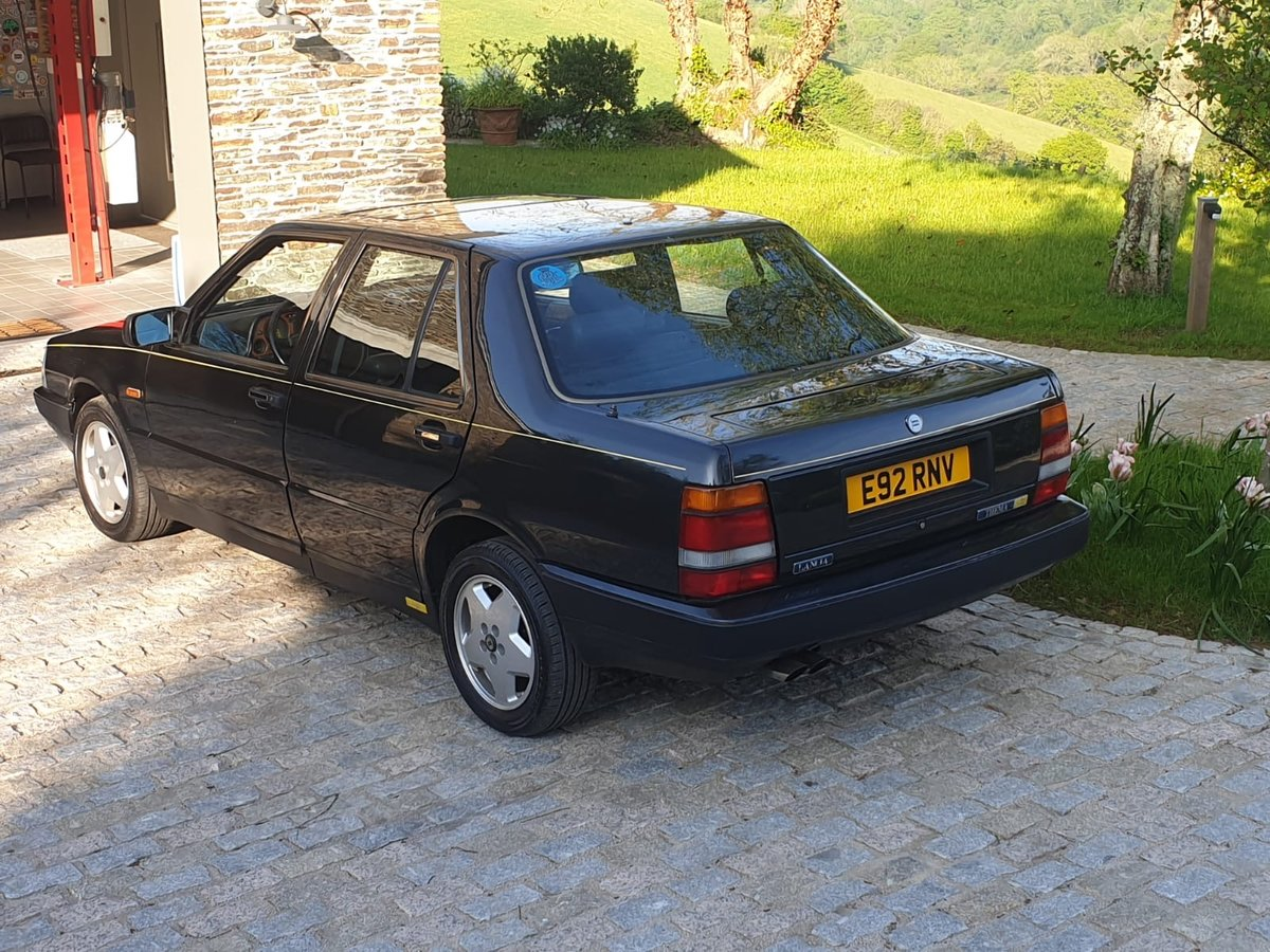 1988 Lancia Thema 8.32 For Sale (picture 4 of 6)