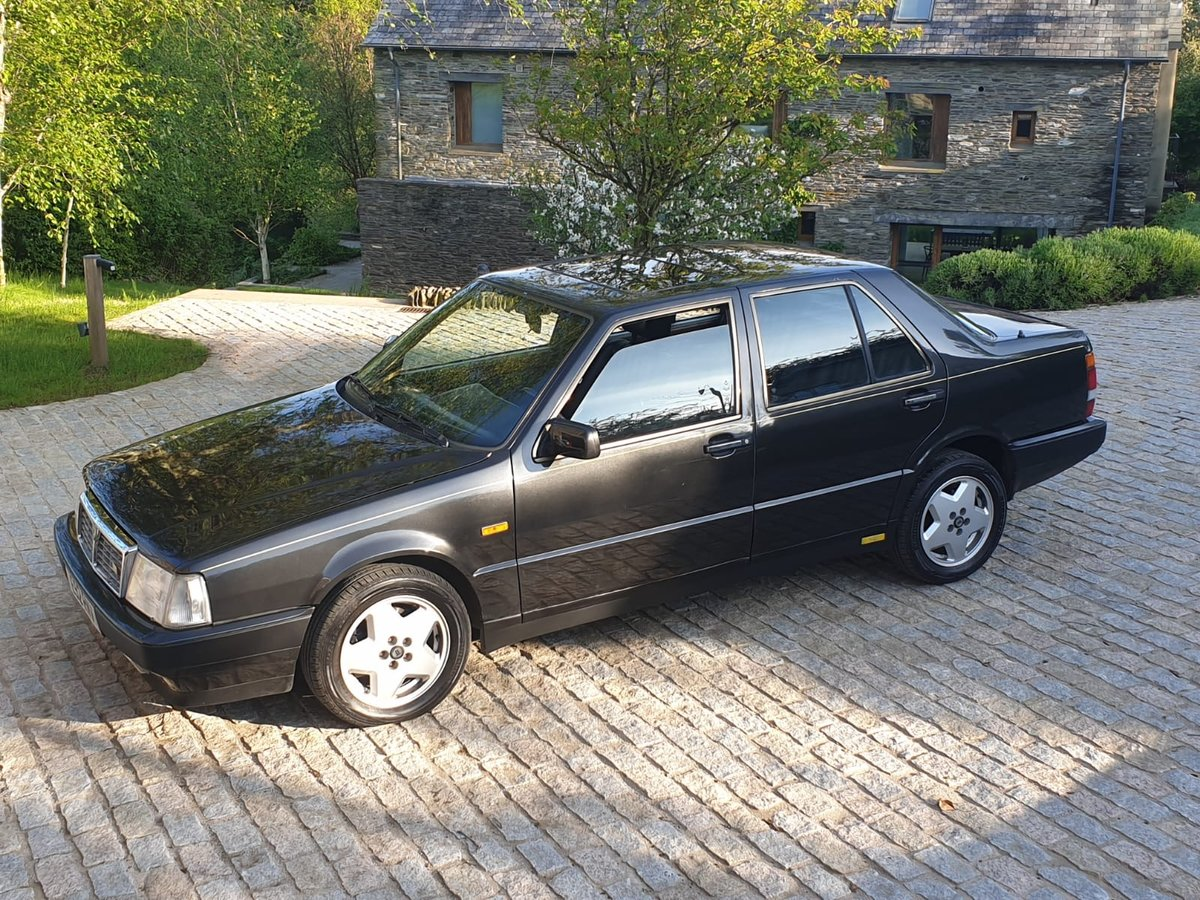 1988 Lancia Thema 8.32 For Sale (picture 5 of 6)