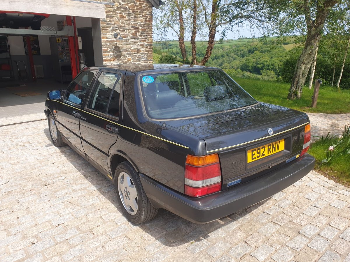 1988 Lancia Thema 8.32 For Sale (picture 6 of 6)