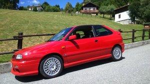 1999 Rare lancia delta hpe hf turbo, uk reg ,concourse!
