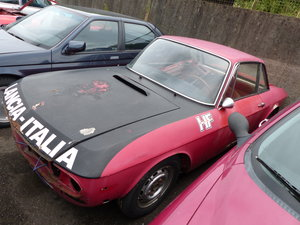 Picture of 1973 original Fulvia Coupé Montecarlo project-car SOLD
