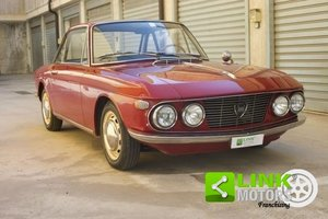 1966 Lancia Fulvia 1° Serie Targa oro For Sale