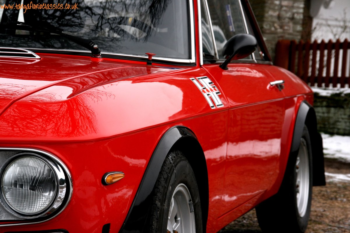 1971 Fulvia 1600 HF  For Sale (picture 2 of 6)