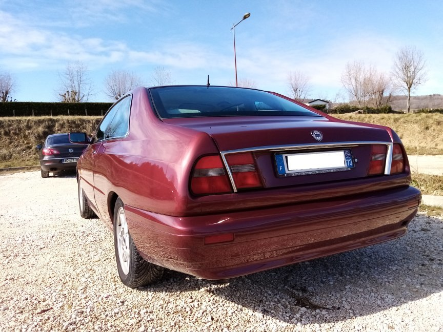 1997 Lancia Kappa V6 coupe Rare, low mileage For Sale (picture 1 of 6)