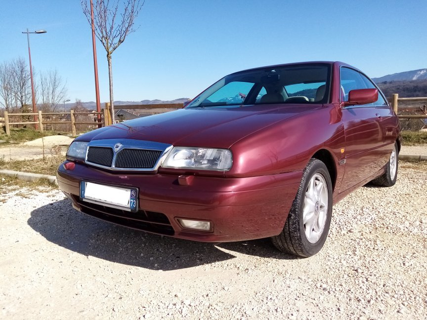 1997 Lancia Kappa V6 coupe Rare, low mileage For Sale (picture 5 of 6)