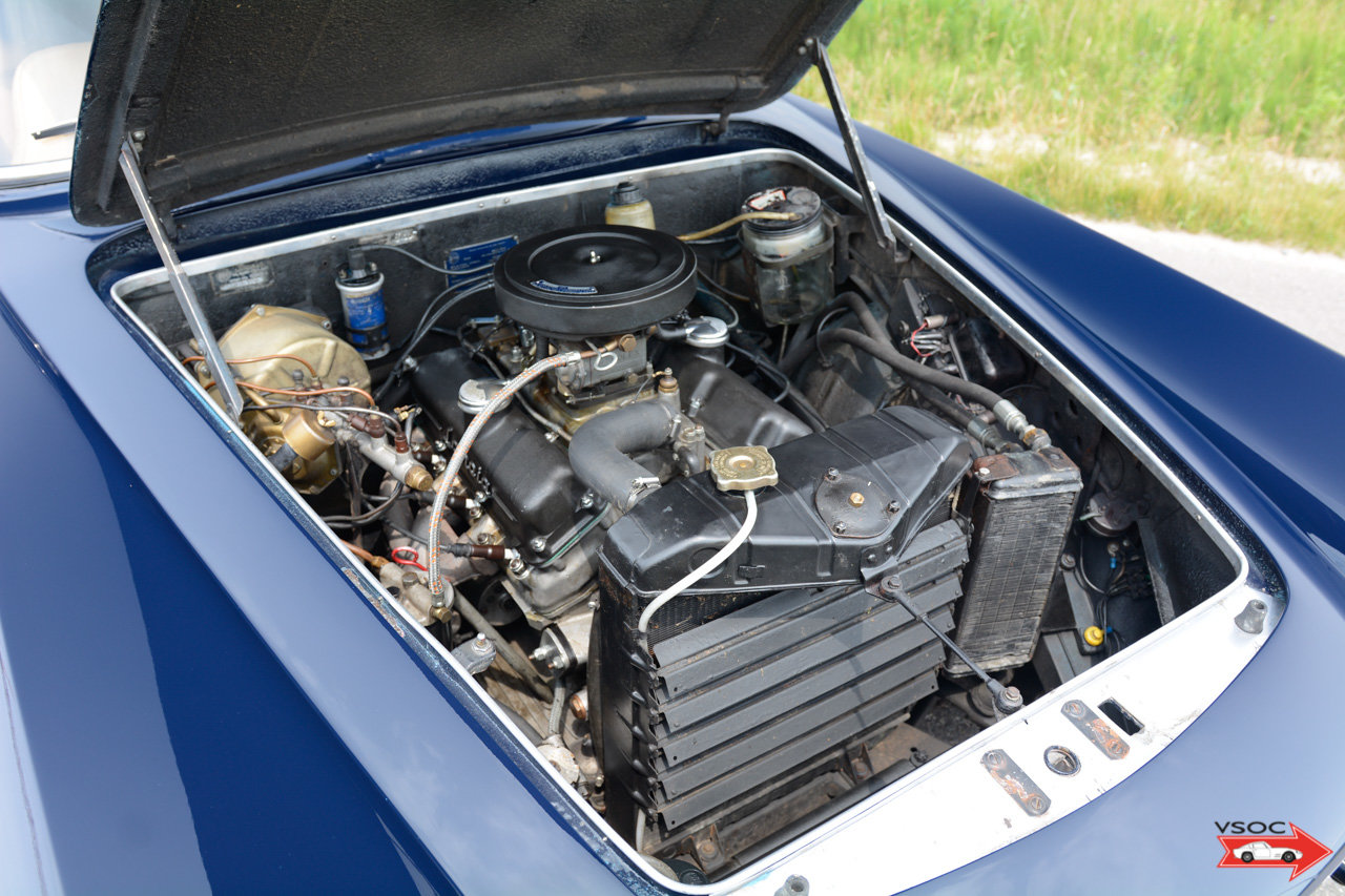 1961 Lancia Flaminia 2500 Touring Convertible - wonderful example For Sale (picture 6 of 6)