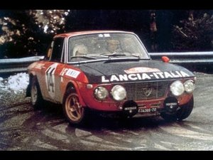 1970 Wanted Lancia Fulvia HF, and Genuine Monte Carlo. 1966-1976 Wanted