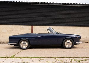 Picture of 1964 Lancia Flavia Vignale Convertible SOLD by Auction