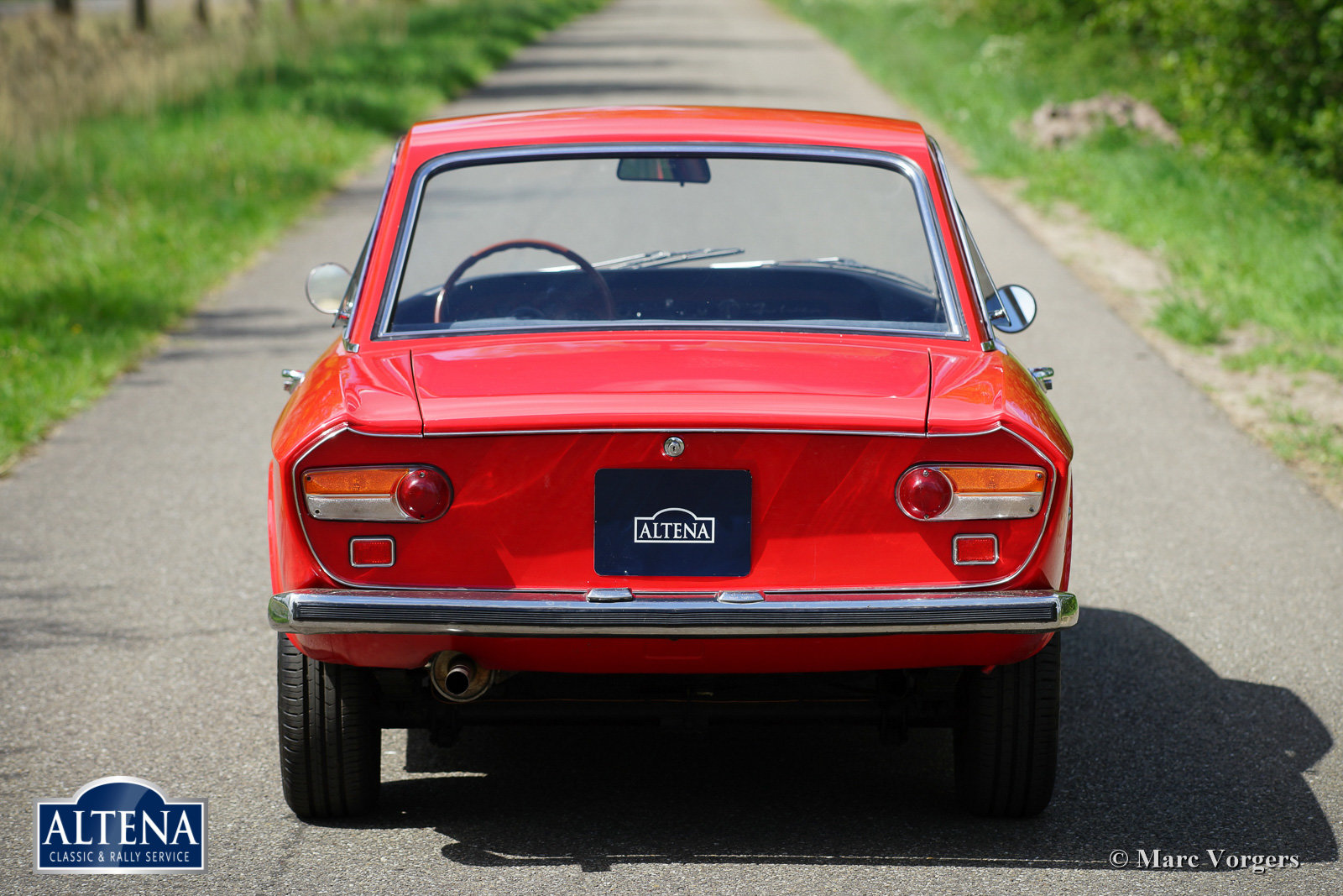 Lancia Fulvia 1300, 1972 For Sale (picture 5 of 6)