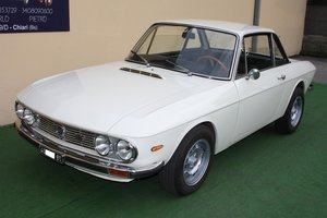 LANCIA FULVIA COUPE S SERIES OF 1973