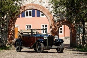 1932 Lancia Astura Série 2 Cabriolet par Pinin Farina
