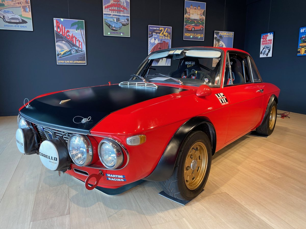 1969 Lancia Fulvia 1600 HF Fanalone For Sale (picture 1 of 6)