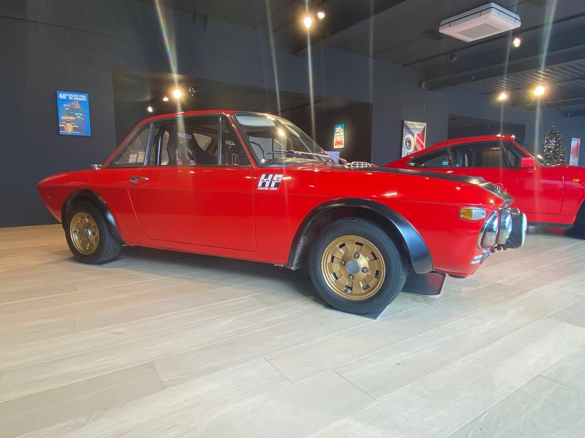 1969 Lancia Fulvia 1600 HF Fanalone For Sale (picture 6 of 6)