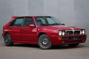 1995 Lancia Delta Integrale EVO 2 Finale Editione LHD For Sale