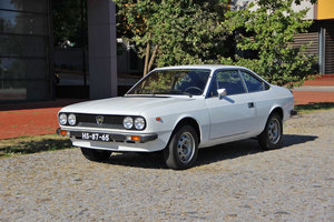 1980 Lancia Beta 1.3 Coupe