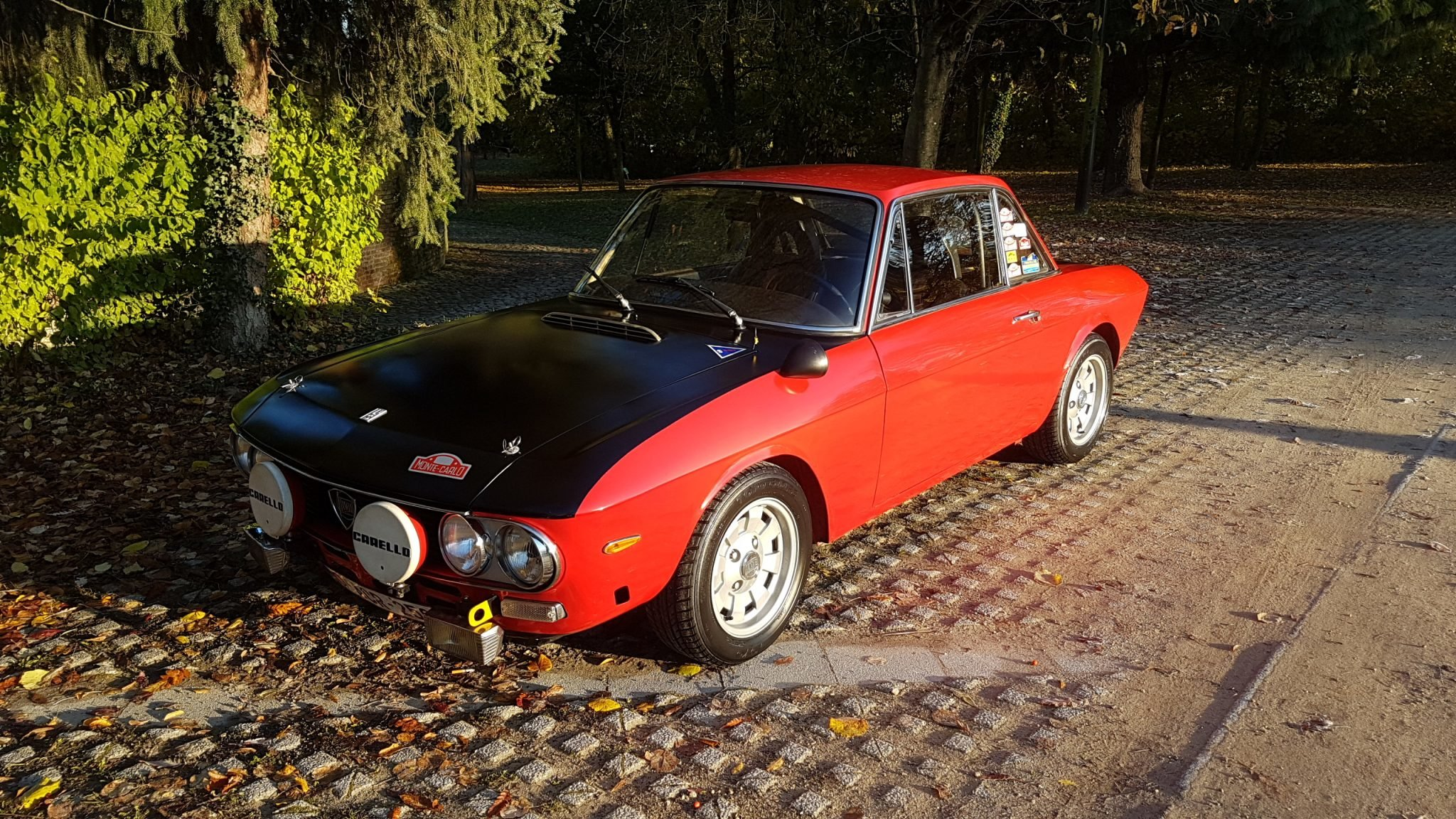 1973 Lancia Fulvia SOLD (picture 1 of 6)