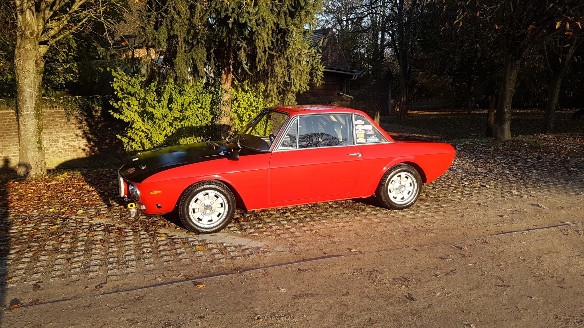 1973 Lancia Fulvia SOLD (picture 2 of 6)