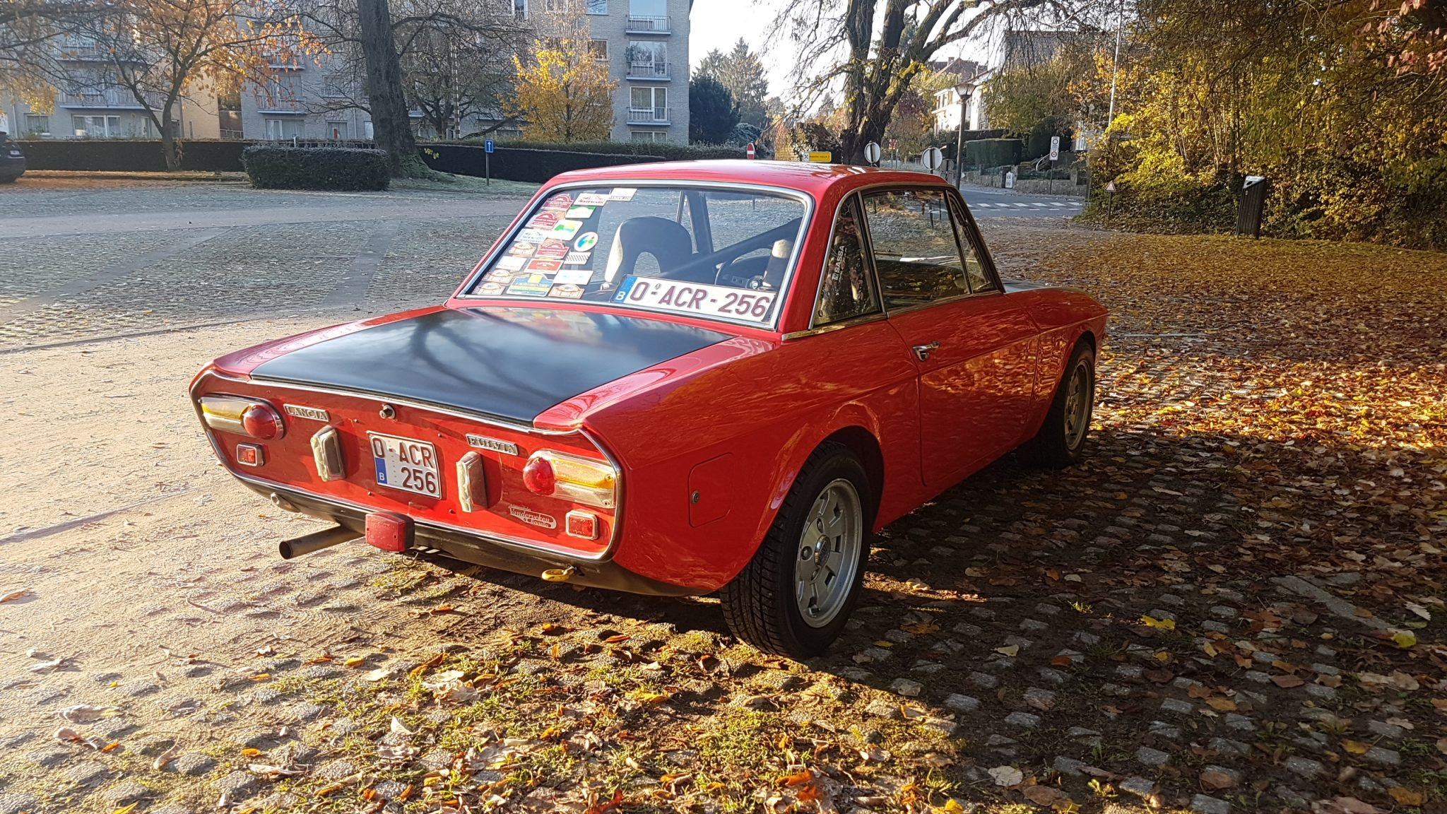 1973 Lancia Fulvia SOLD (picture 3 of 6)