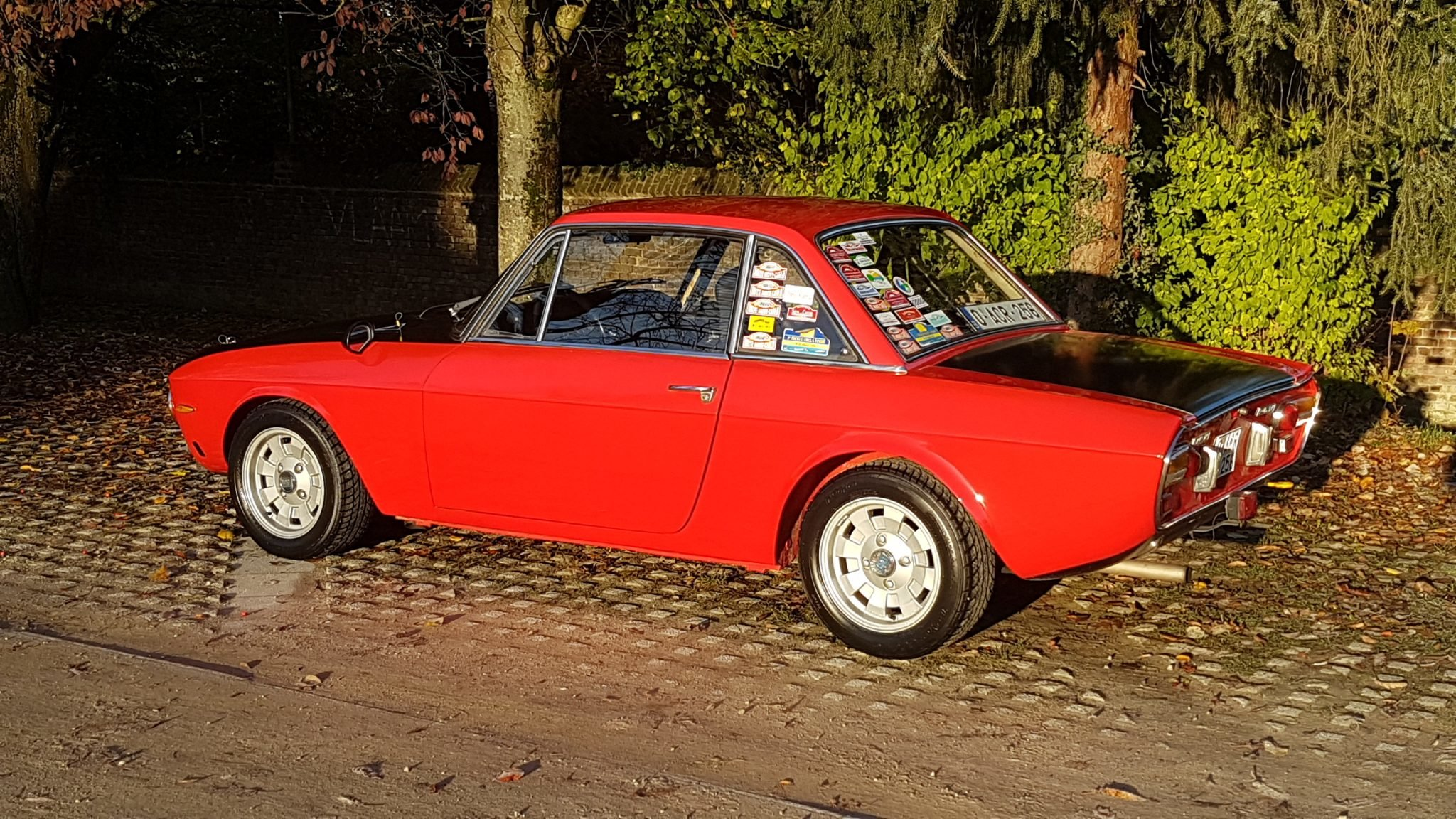 1973 Lancia Fulvia SOLD (picture 4 of 6)