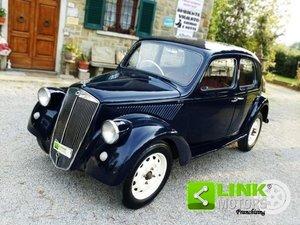 Lancia Ardea mod. 210, anno 1951, parzialmente restaurata