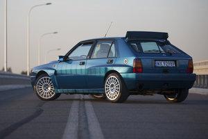 1994 Lancia delta hf integrale evo 2 blu la