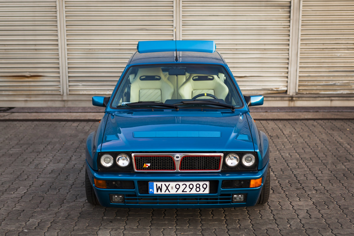 1994 Lancia delta hf integrale evo 2 blu la For Sale (picture 2 of 6)