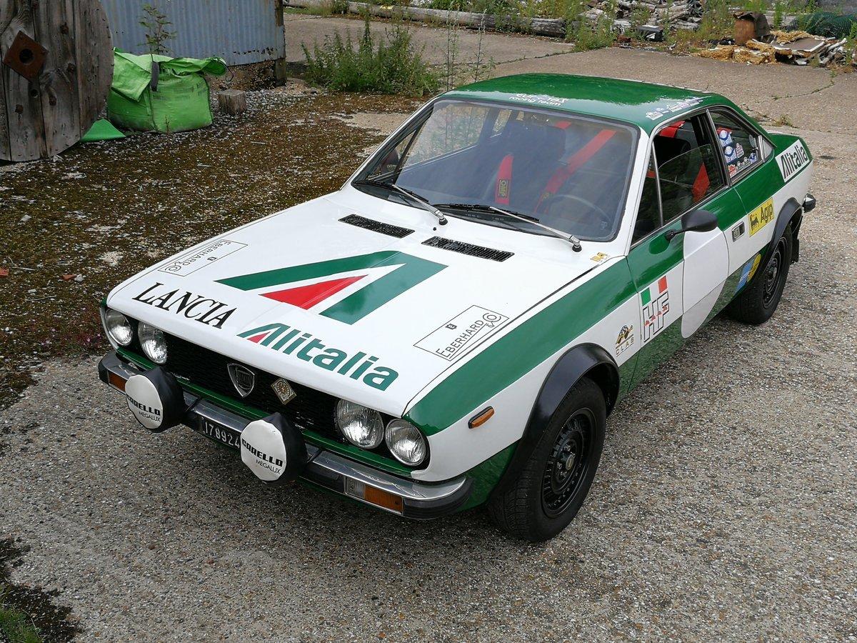 1975 Lancia Beta Coupe 2000 'Targa Florio' replica FIA HTP  For Sale (picture 3 of 6)