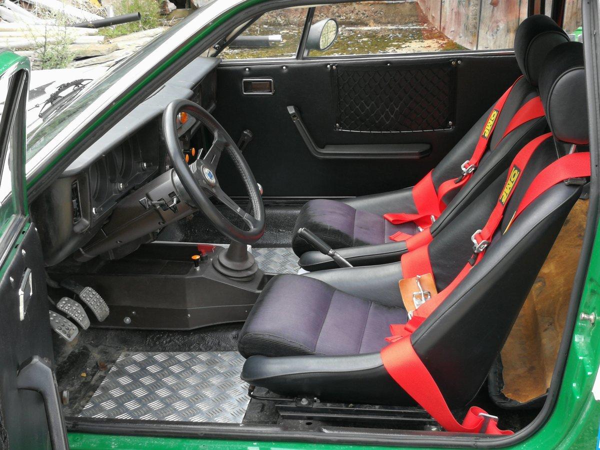1975 Lancia Beta Coupe 2000 'Targa Florio' replica FIA HTP  For Sale (picture 4 of 6)