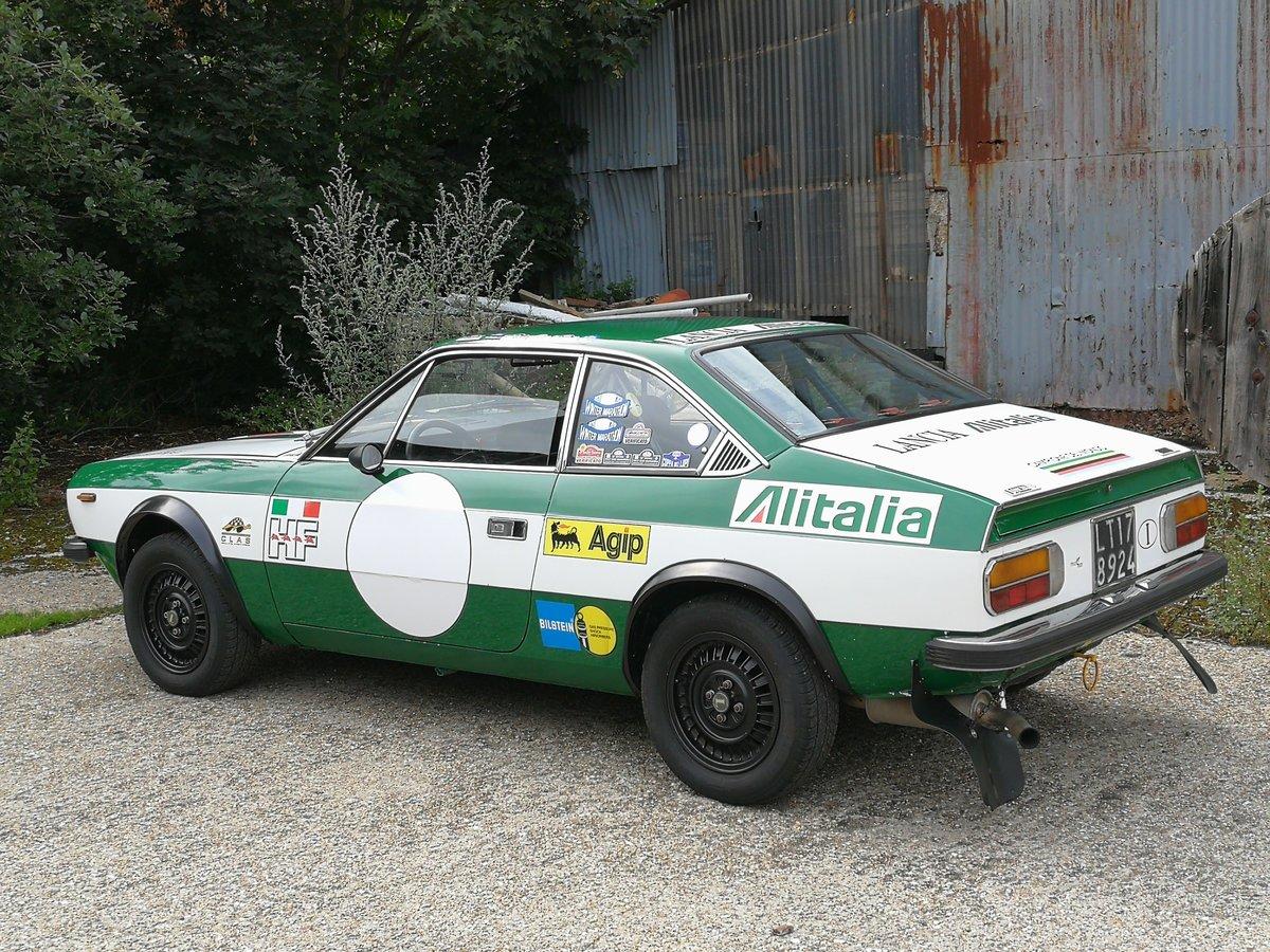 1975 Lancia Beta Coupe 2000 'Targa Florio' replica FIA HTP  For Sale (picture 6 of 6)