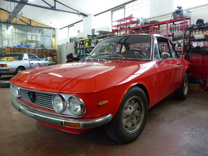 1971 Top Fulvia Coupé 1600 HF with tuning, 131 hp