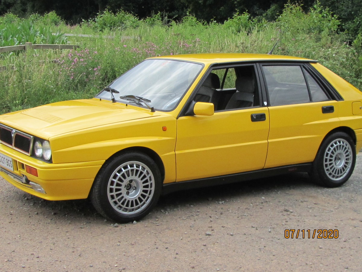 1989 Lancia Delta Integrale 16v For Sale (picture 1 of 5)