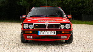 1988 Lancia Delta Integrale 8v HF Turbo
