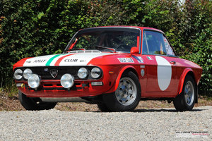 ASI-CSAI Lancia Fulvia S Series 2 LHD coupe 'Jolly Club'