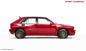 1995 LANCIA DELTA EDIZIONE FINALE // 1 OF 250 // 16K MILES  For Sale