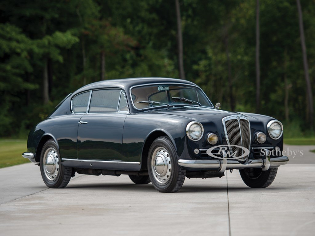 1958 Lancia Aurelia B20 GT Series 6 Coupe by Pinin Farina For Sale by Auction (picture 1 of 6)