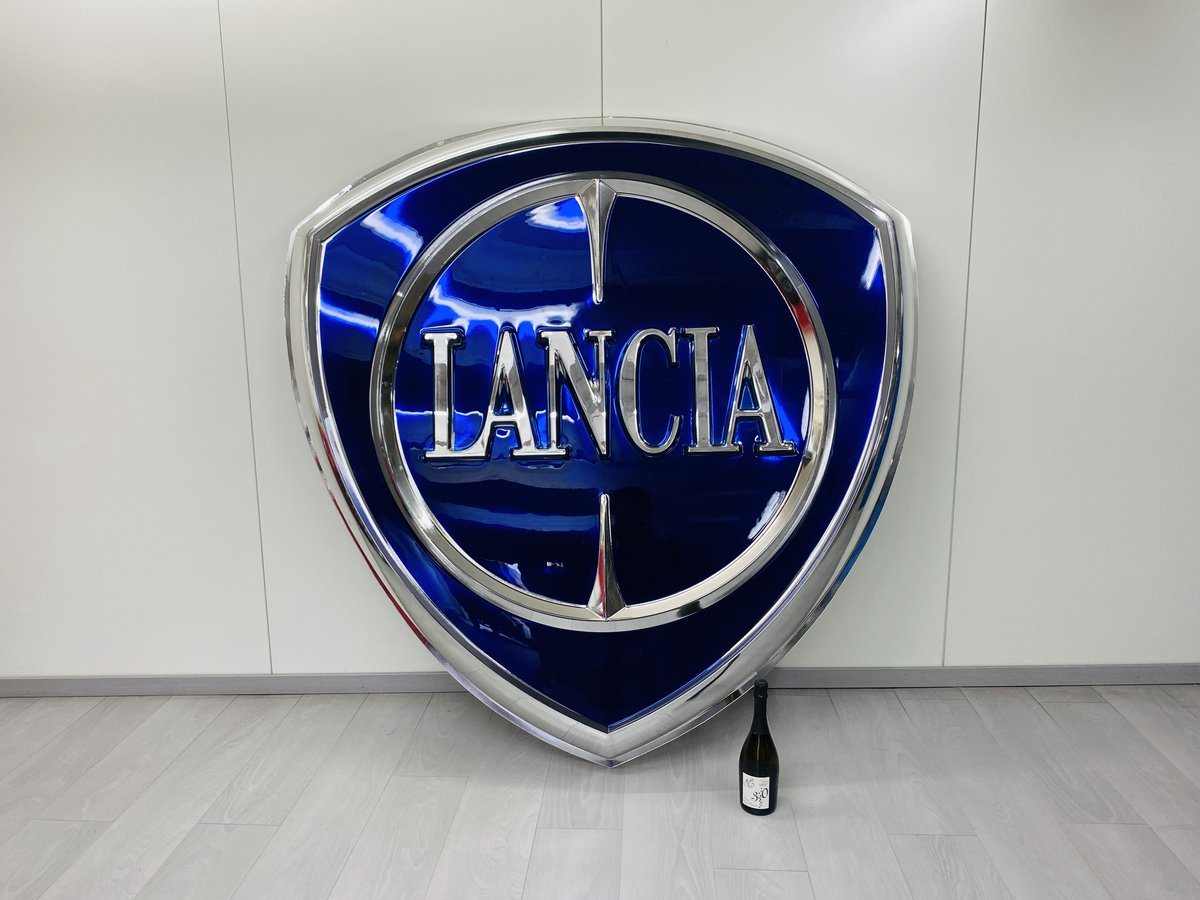 2000 Lancia Sign For Sale (picture 1 of 6)