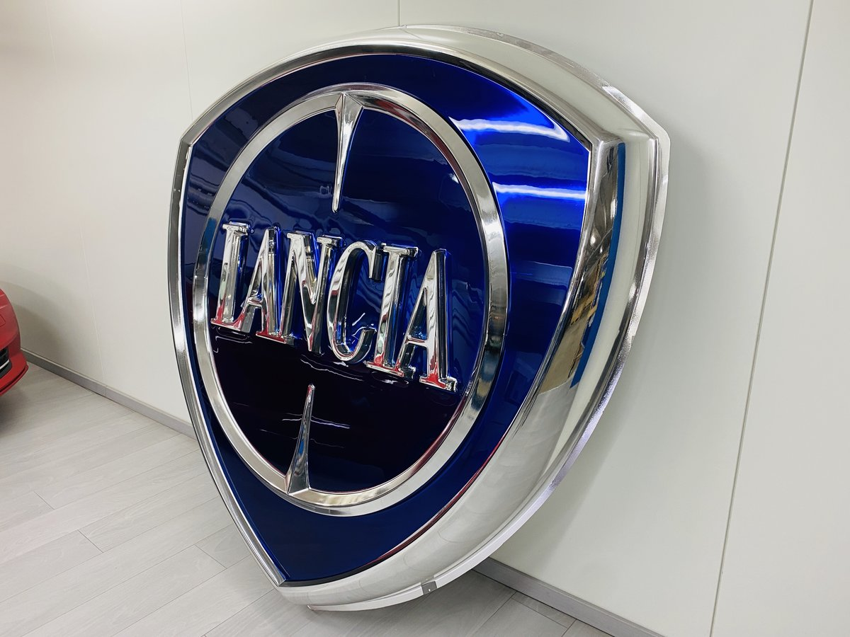 2000 Lancia Sign For Sale (picture 4 of 6)
