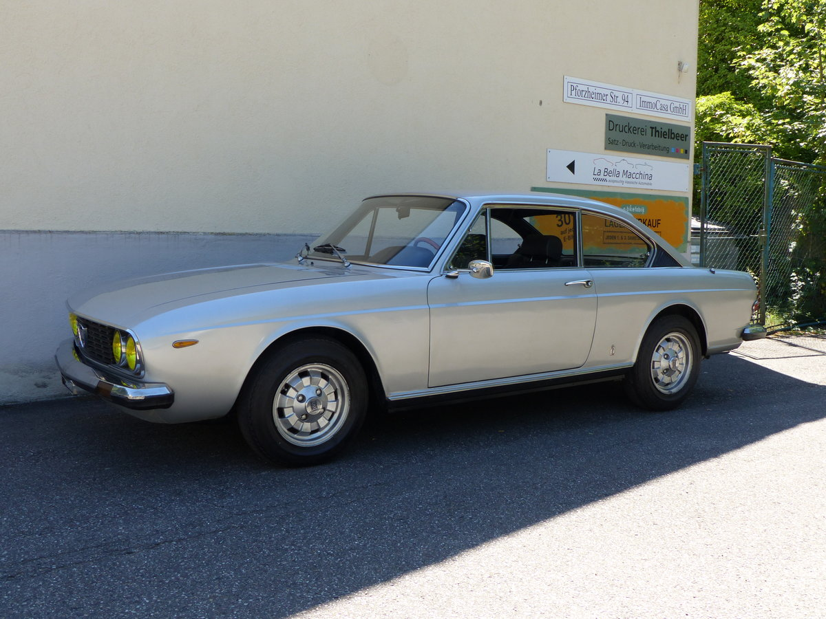1973 Lancia Flavia Coupé HF 2000 For Sale (picture 1 of 6)