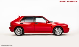 1993 LANCIA DELTA INTEGRALE EVO II // 45K MILES // RECENT CAMBELT For Sale