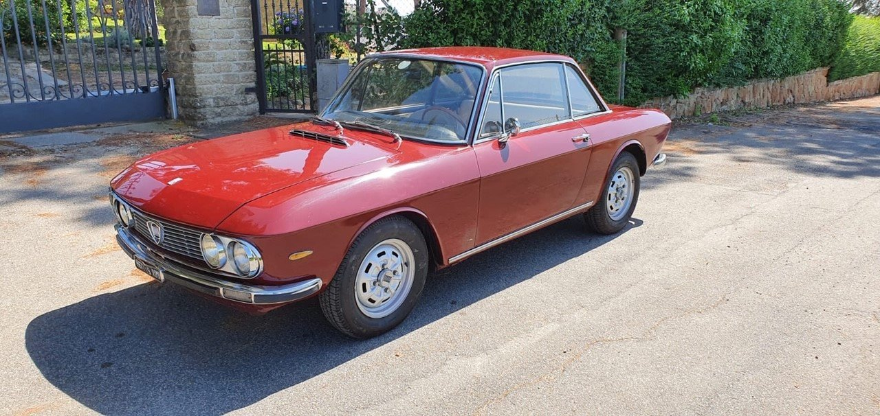 Lancia Fulvia 1.3S Rally  1971 For Sale (picture 1 of 6)