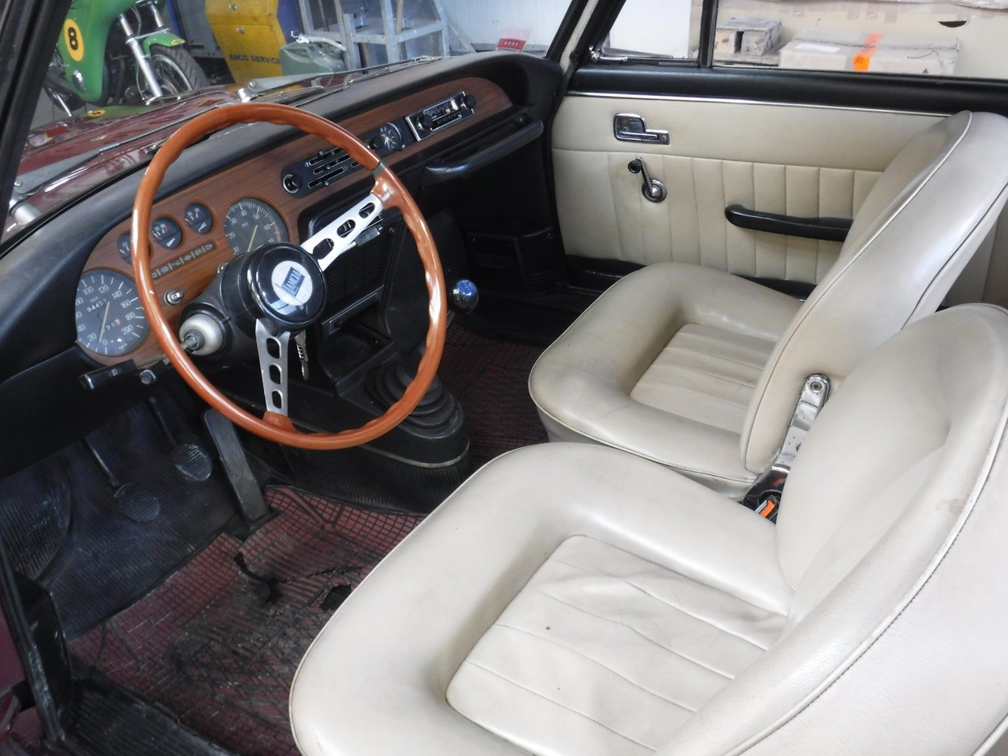 Lancia Fulvia 1.3S Rally  1971 For Sale (picture 2 of 6)