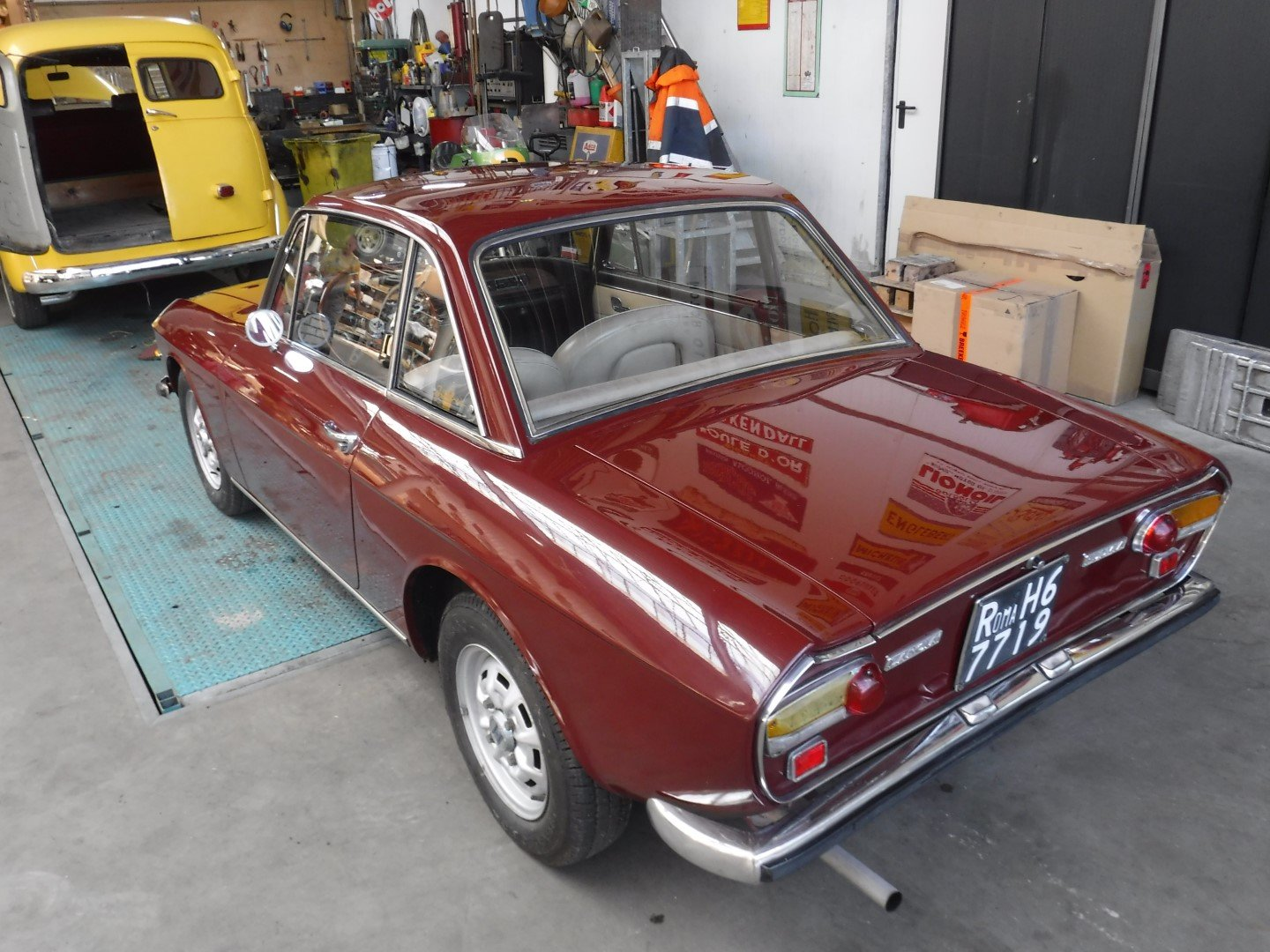 Lancia Fulvia 1.3S Rally  1971 For Sale (picture 5 of 6)